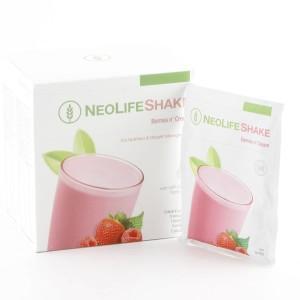 Neolifeshake proteine gusto frutti di bosco - Naturaplus.it