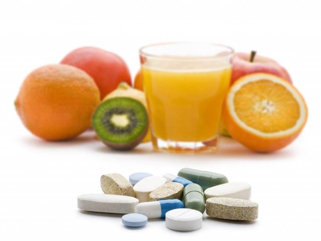A cosa servono gli integratori vitaminici